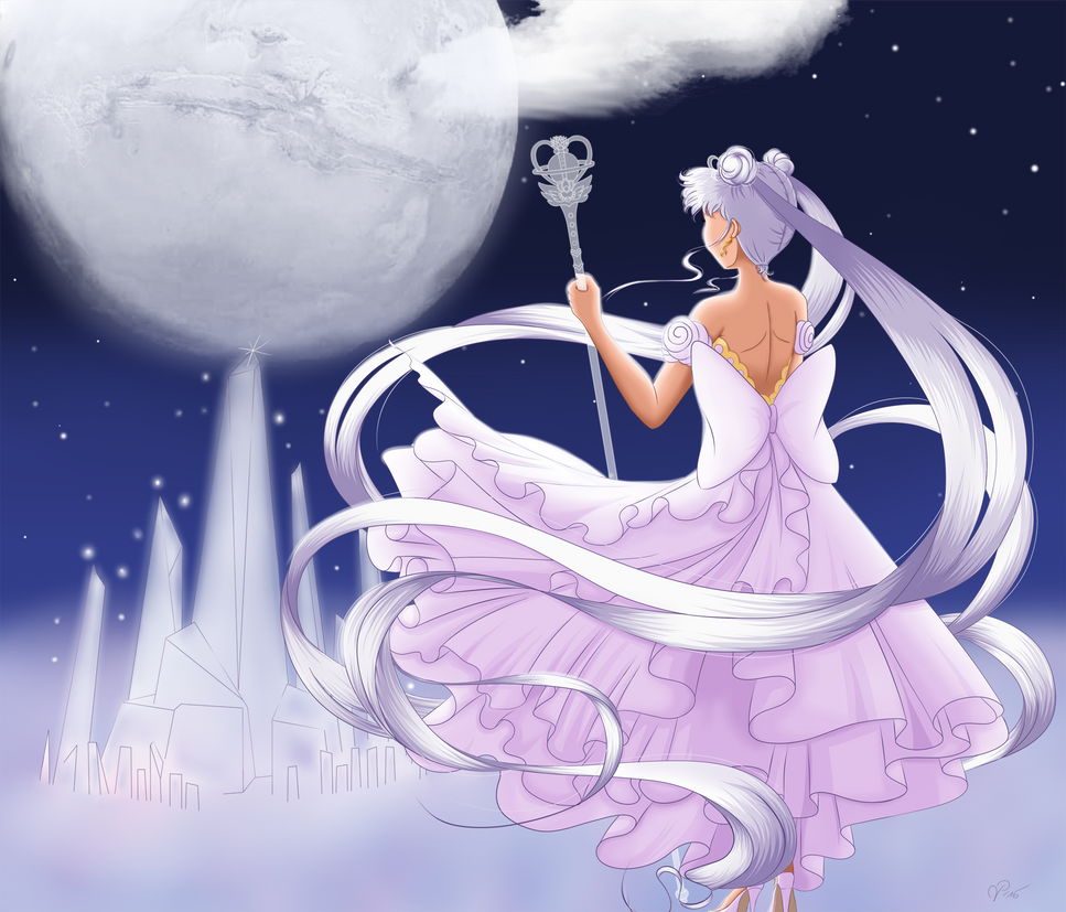 Neo Queen Serenity by SakuraTaichi