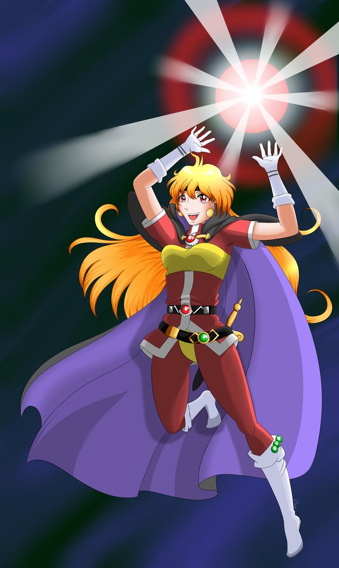 LinaInverse by SakuraTaichi