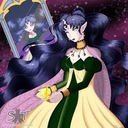 Queen Nehelenia by SakuraTaichi
