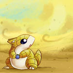 sandshrew- Proyecto Pokedex Chile
