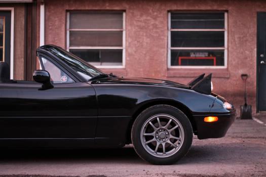 Summer Roadster.