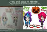 Happy Halloween before - after by tetokasane-04