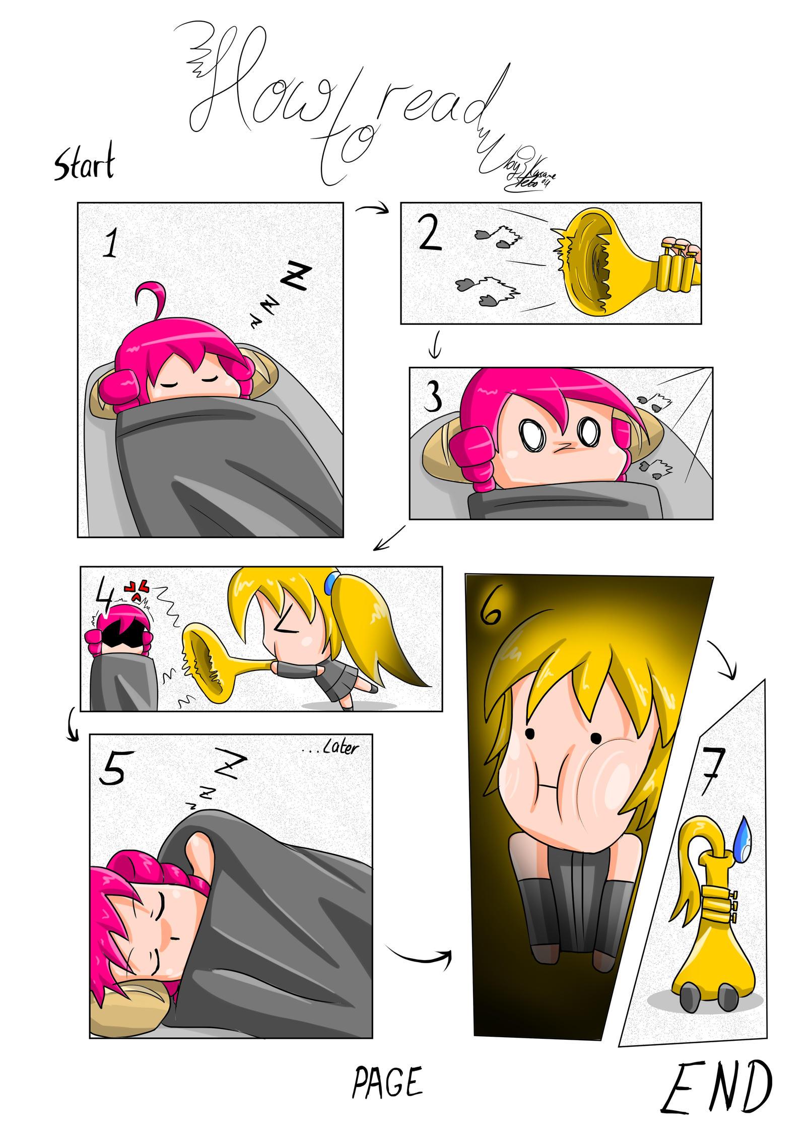 Manga page0