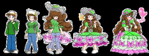 Yoshiman into Princess 2