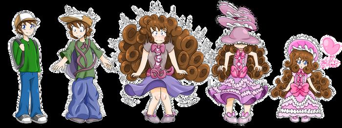 Yoshiman into Little Princess