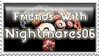 Prize Stamp for Nightmares06 by marthig