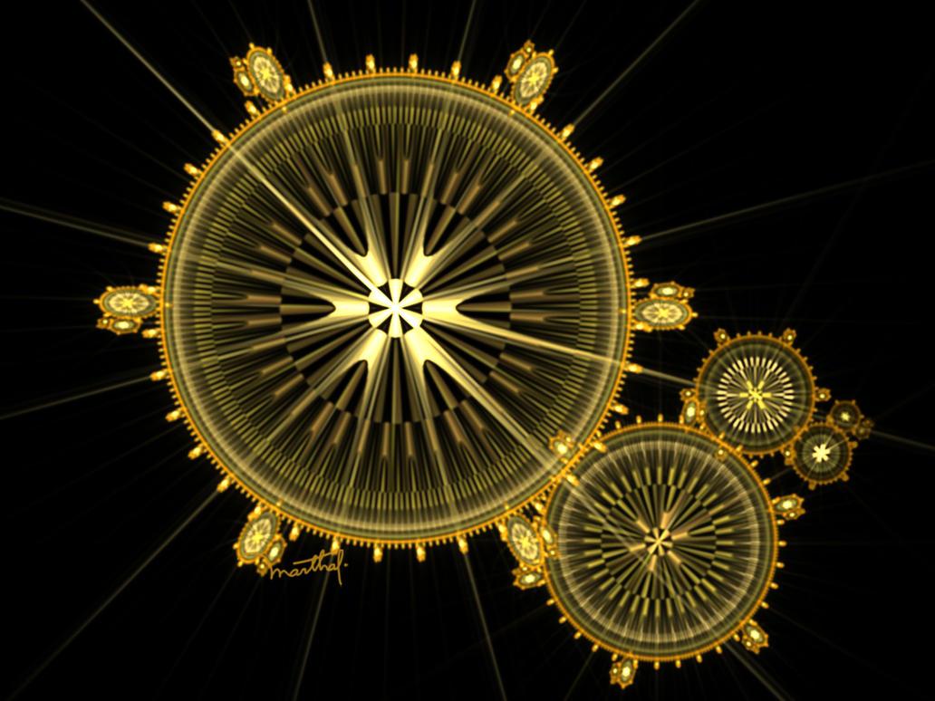 Steering through Time -ApoChal154-Epispiral by marthig