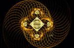 Gold and Diamond Brooch - ApoChall-1