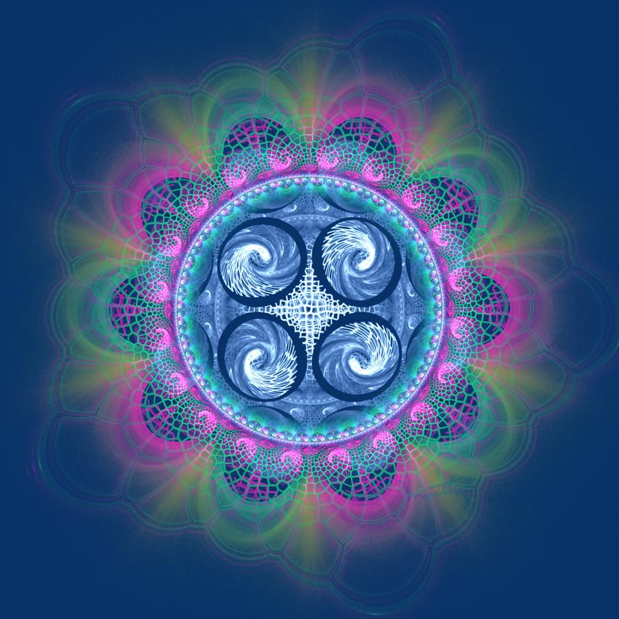 Crackled-Pastels--AWC Nbr11-crackle-Sgnd by marthig