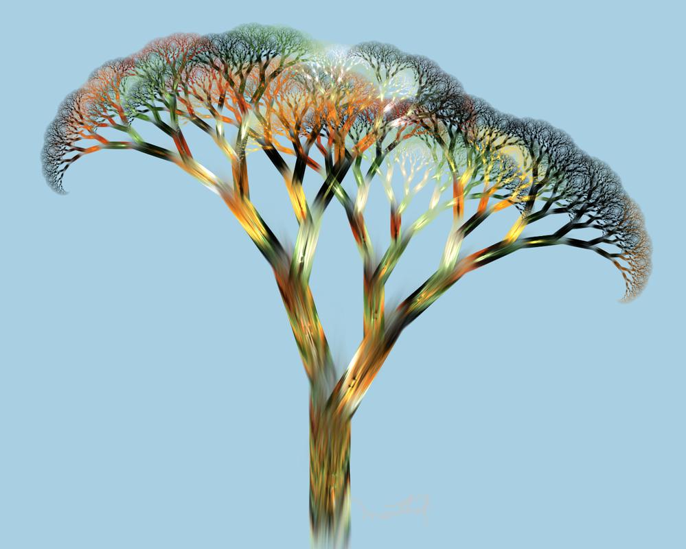 African-Savannah-Tree-AWC-48 by marthig