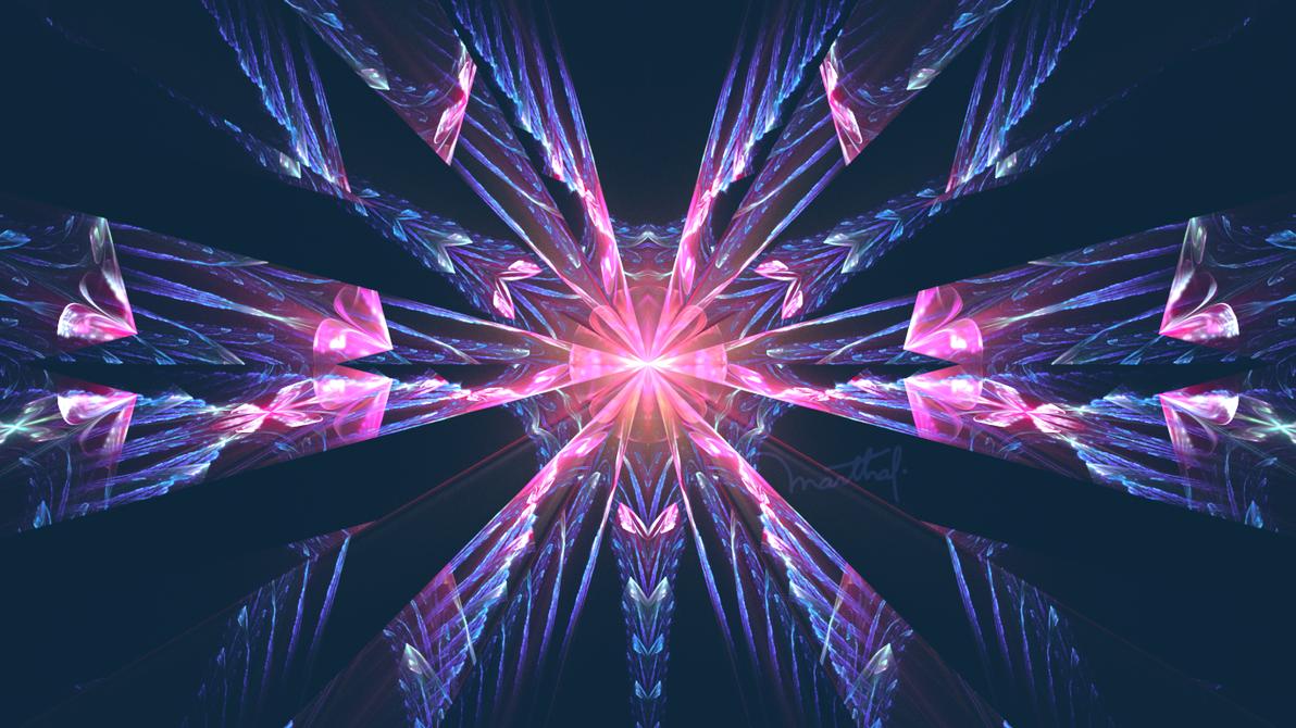 Kaleidoscopic-splits - Dedicated to @FracFX by marthig