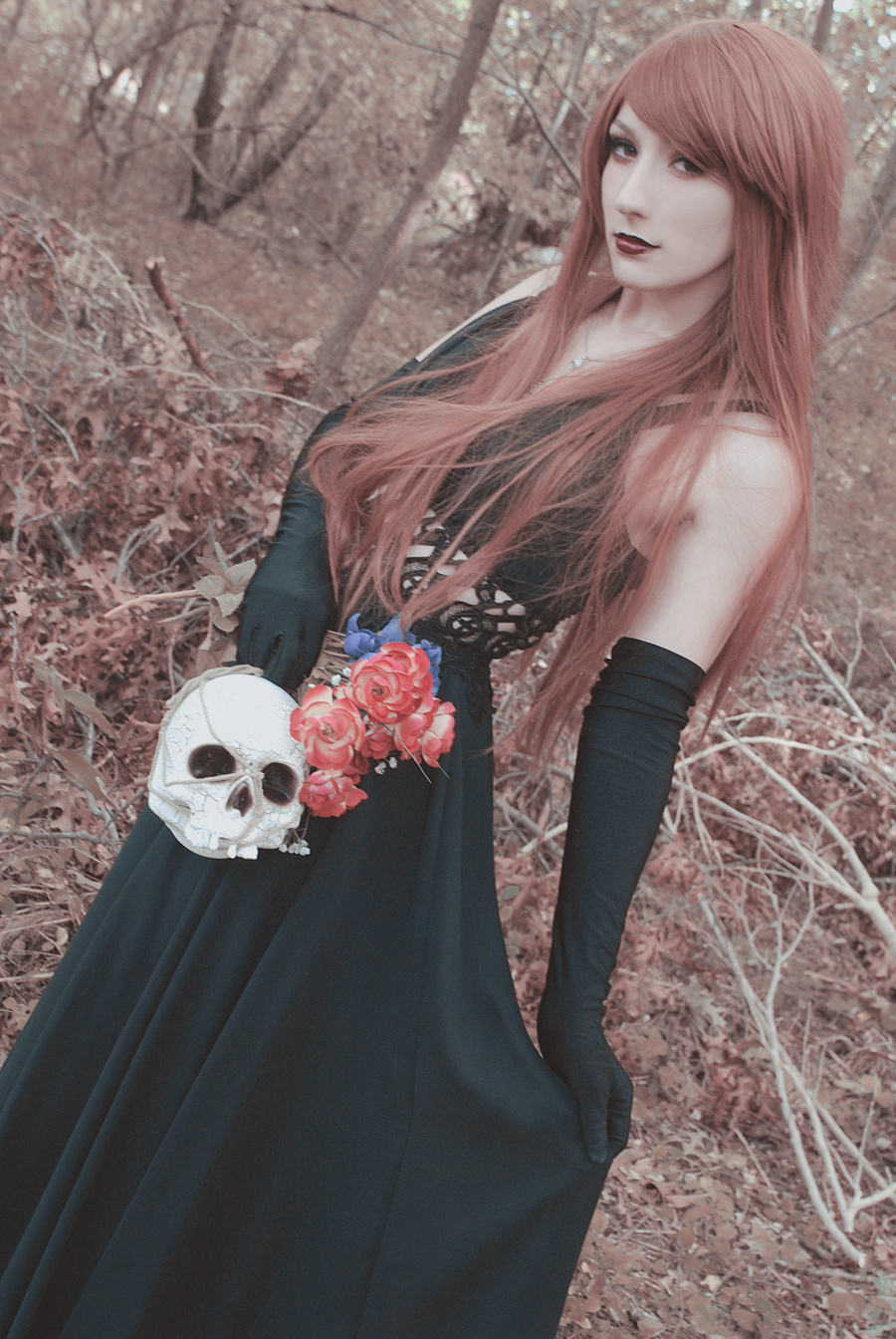 Autumn Vampire 2 by x-Marionette-x
