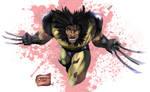 Wolverine Attack