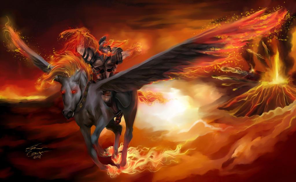 Ancient Greek Mythology Background GOD APOLLO