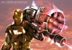 Iron Man Proton Cannon