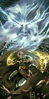 KRATOS - Rage of Zeus