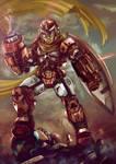 Mega Man Classic Collab - ProtoMan