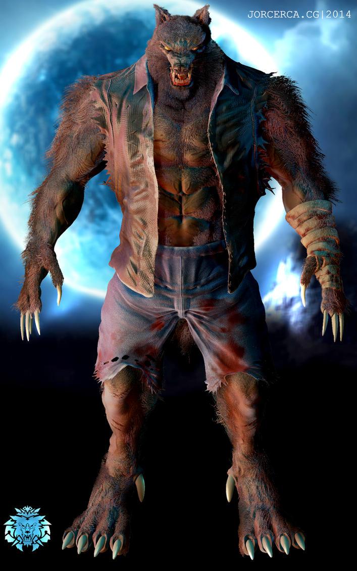 Werewolf by jorcerca