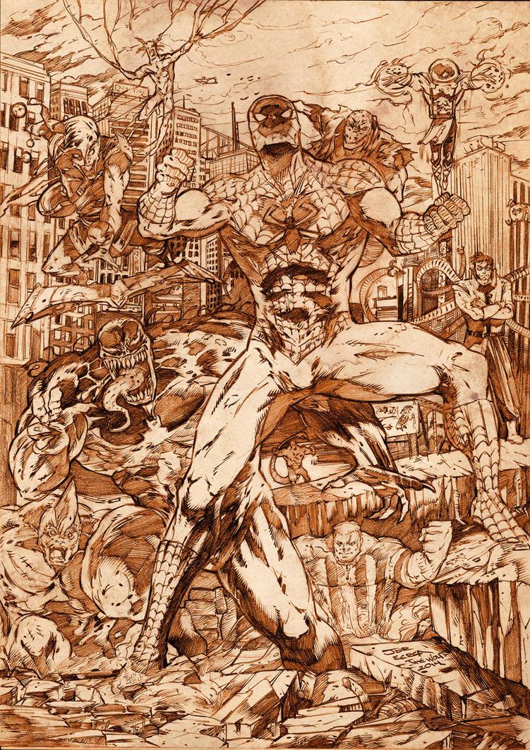 Spider Man by jorcerca