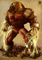 Juggernaut by jorcerca