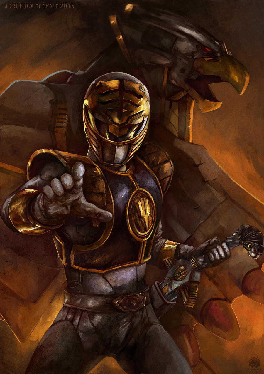 Mighty Morphin Power Rangers Movie - White Ranger by ...