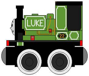 Wooden Railways: Luke by NickBurbank579