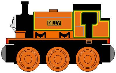 Wooden Railways: Billy by NickBurbank579