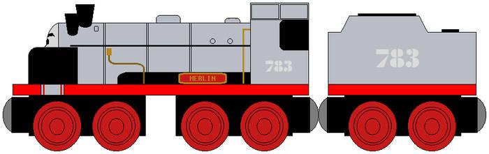 Wooden Railways: Merlin by NickBurbank579