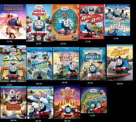 TTTE Movie Rankings by NickBurbank579