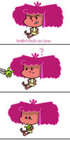Comic: Stuffed Love by NickBurbank579