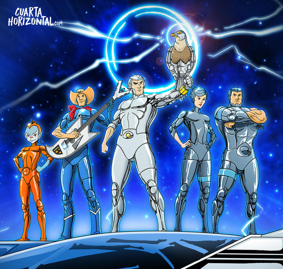 silverhawks intro perfect version by montoya1983 on