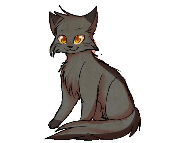Cat Warriors Greystripe