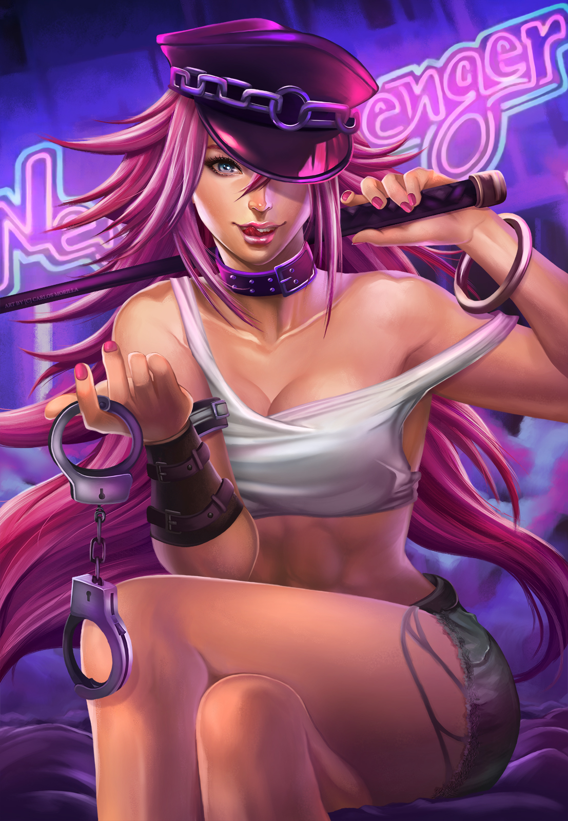 Poison - New Challenger by CMorilla