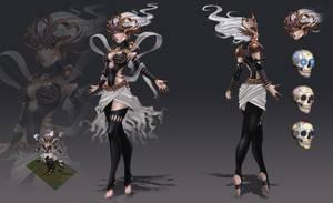 Syndra - Halloween Skin