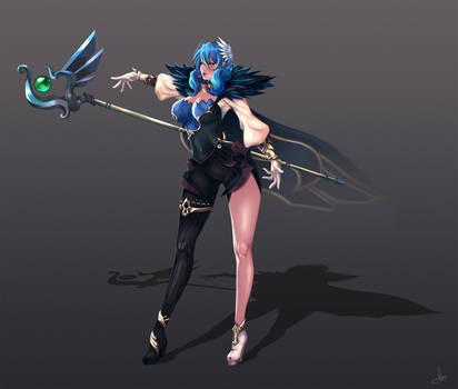 Uriel - Character Design