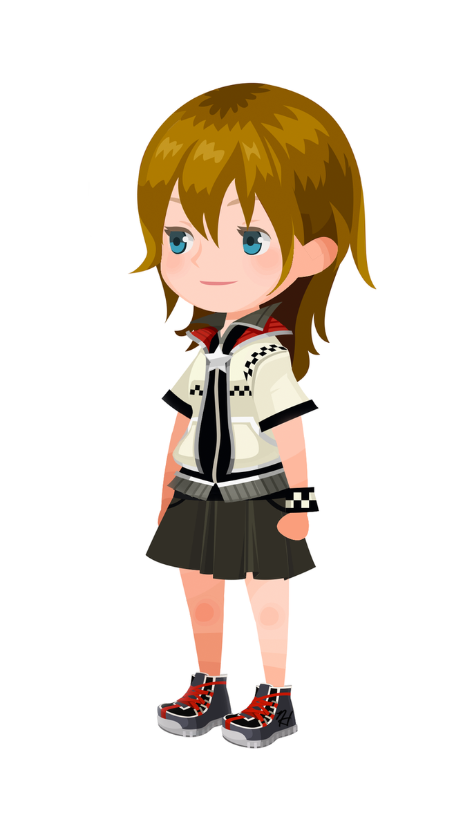 [KHUX] Made a couple of avatar concepts. : KingdomHearts