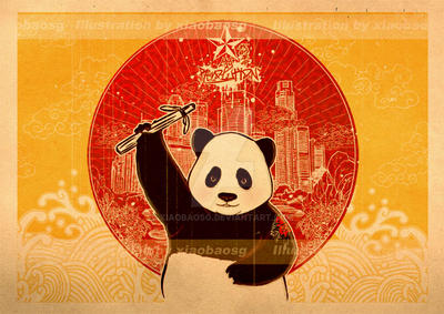 Panda Revolution IV by xiaobaosg