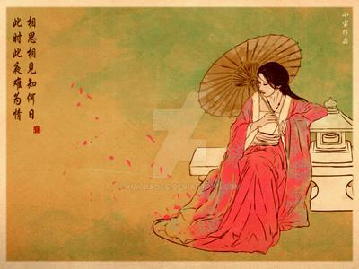 Fade away by xiaobaosg