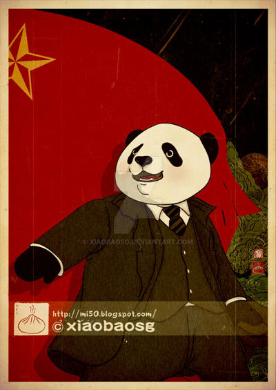 Panda Revolution VII by xiaobaosg