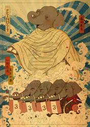 Feinheit's flyer by xiaobaosg