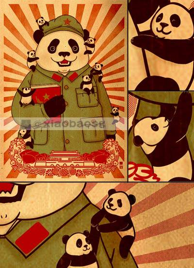 Panda Revolution XXI by xiaobaosg