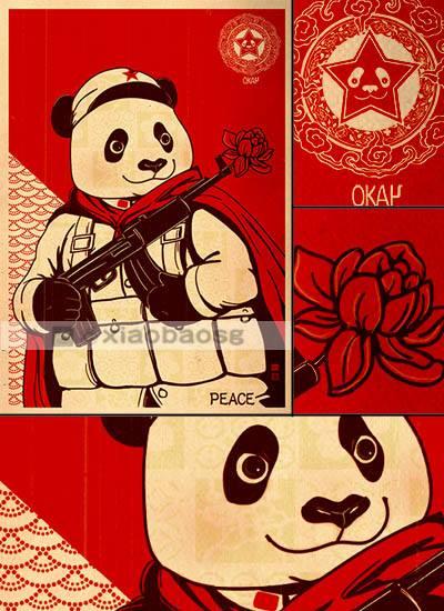 Panda Revolution XXIII by xiaobaosg