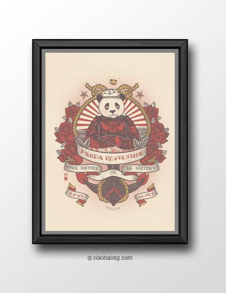 Panda Revolution XXIX by xiaobaosg