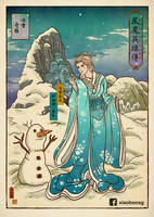 The Ice Queen by xiaobaosg