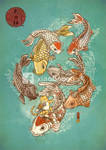 Holy Carp by xiaobaosg