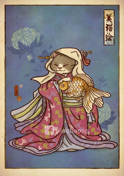 Lady Gingyo by xiaobaosg
