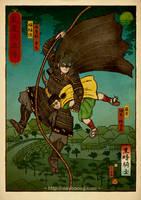 The Dark Knight by xiaobaosg