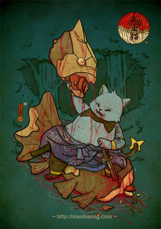 Pawkemon VI by xiaobaosg