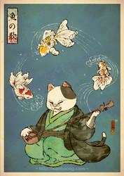 Fish Melody by xiaobaosg