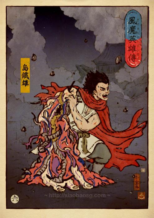 Tetsuo by xiaobaosg